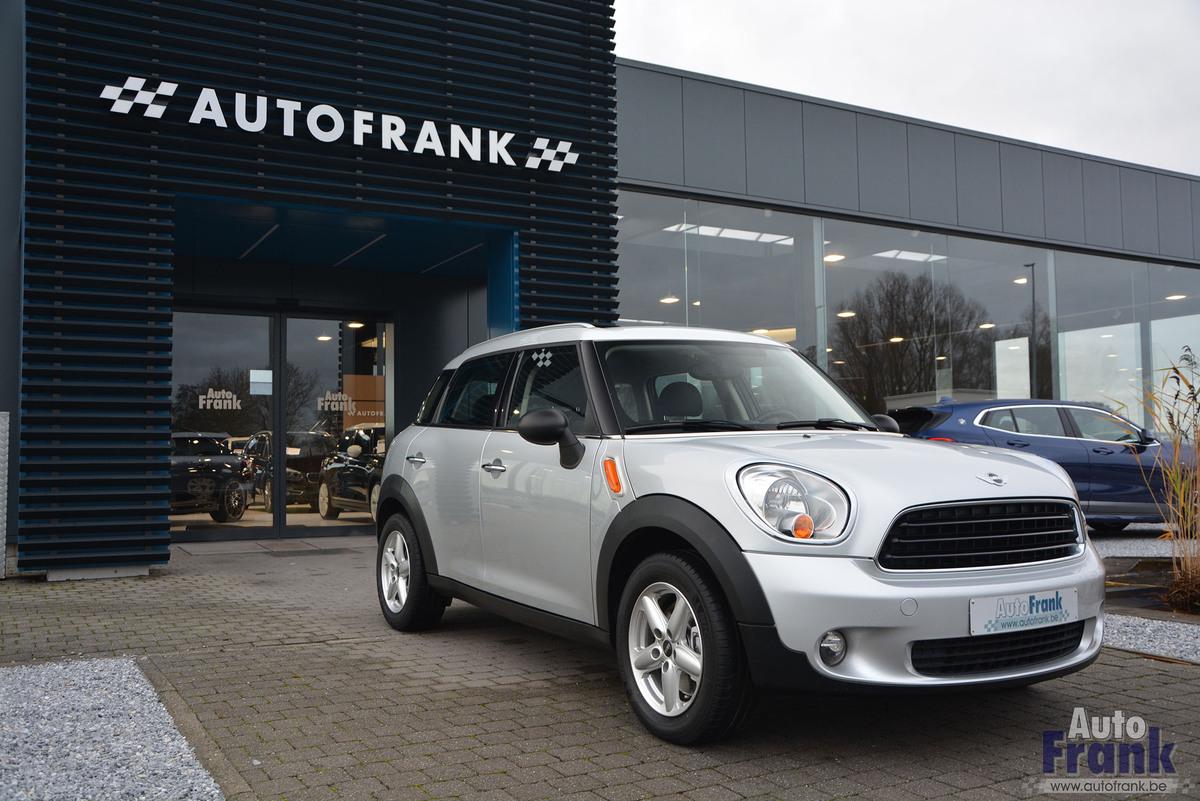 Tweedehandswagensdirectiewagens Van Mini Te Koop Bij Autofrank